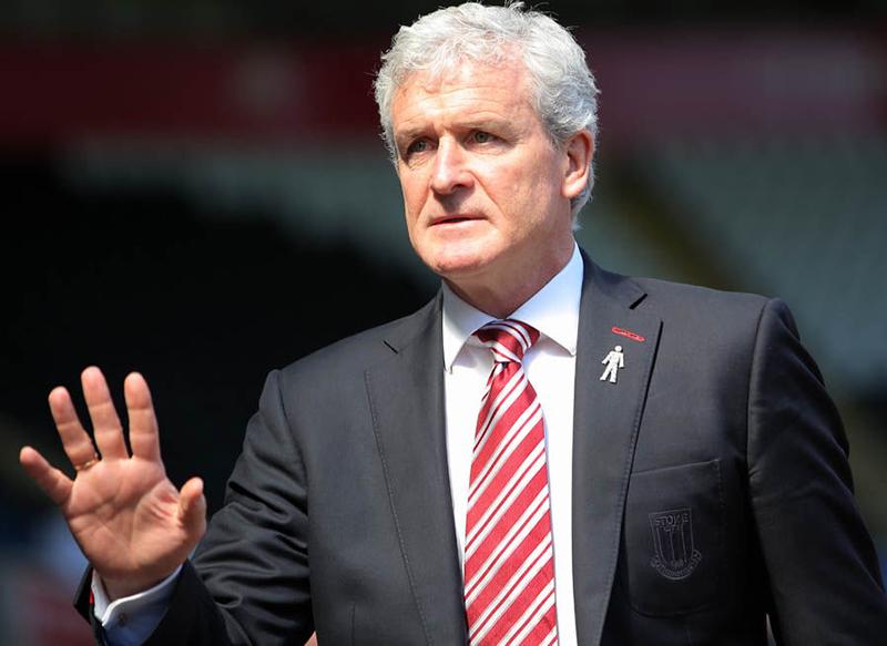 ENGLAND: Mark Hughes fired at Southampton