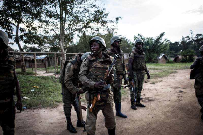 Army clashes kill 18 in east DR Congo as election tensions rise