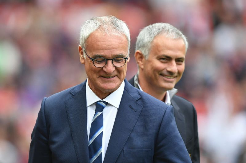 Mourinho welcomed me back to Premier League, says Ranieri
