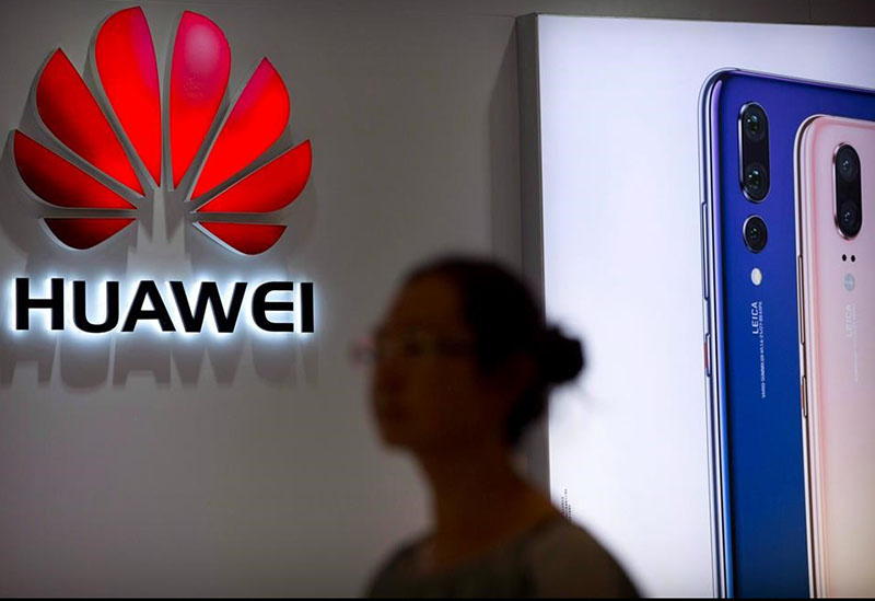 China furious at Huawei executive's arrest in Canada