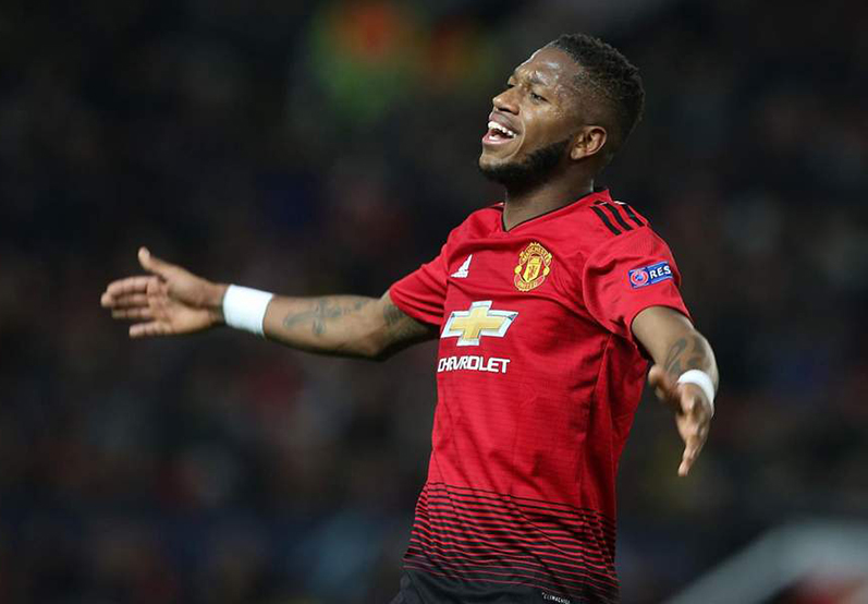Mourinho reveals why he is not picking Fred in Man Utd team