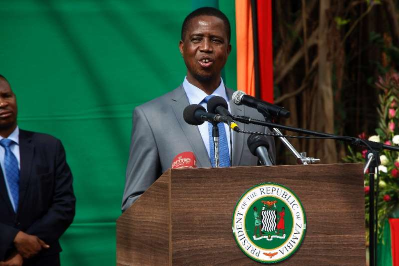 Zambia court says Lungu eligible to contest 2021 presidential election again
