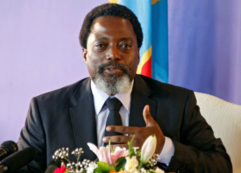 Quitting Joseph Kabila says to return as future DRC President