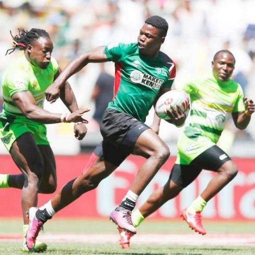 Rugby: Zimbabwe outclassed by Blitzboks