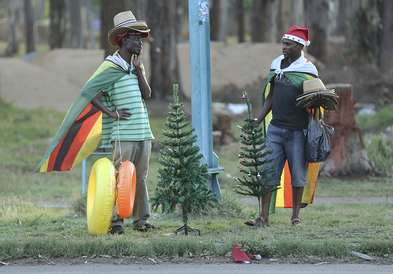 Zimbabwe's scaled-back Christmas celebrations
