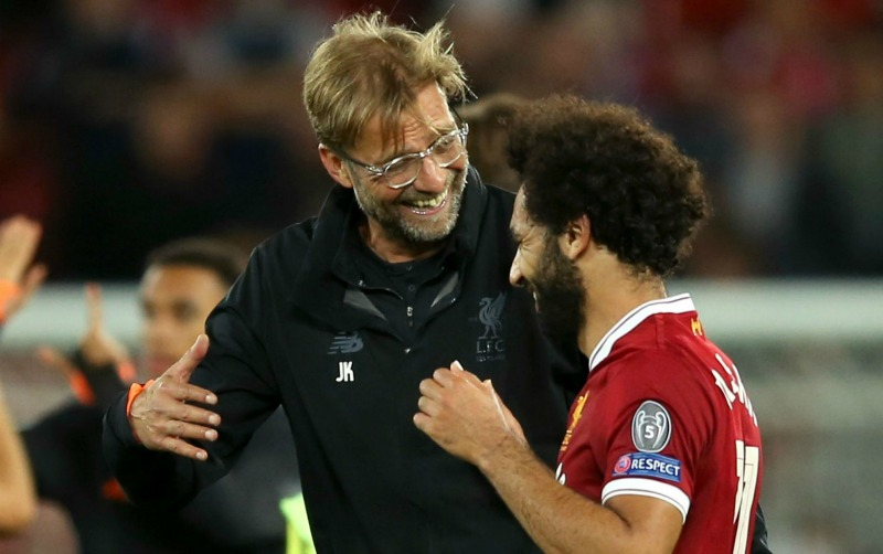 Egypt Star Mohamed Salah Happy At Liverpool, Says Klopp