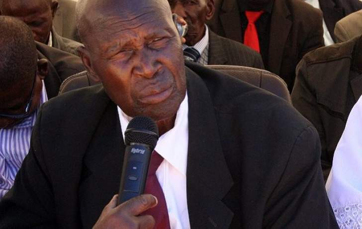 Ndebele chief seeks Amnesty protection after confronting ED on Gukurahundi