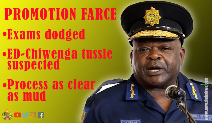 Police promotions raise stink as favouritism, tribalism is alleged