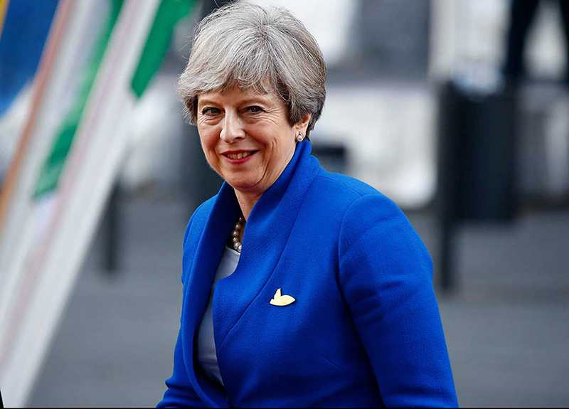 May tours Europe in desperate bid to save Brexit deal