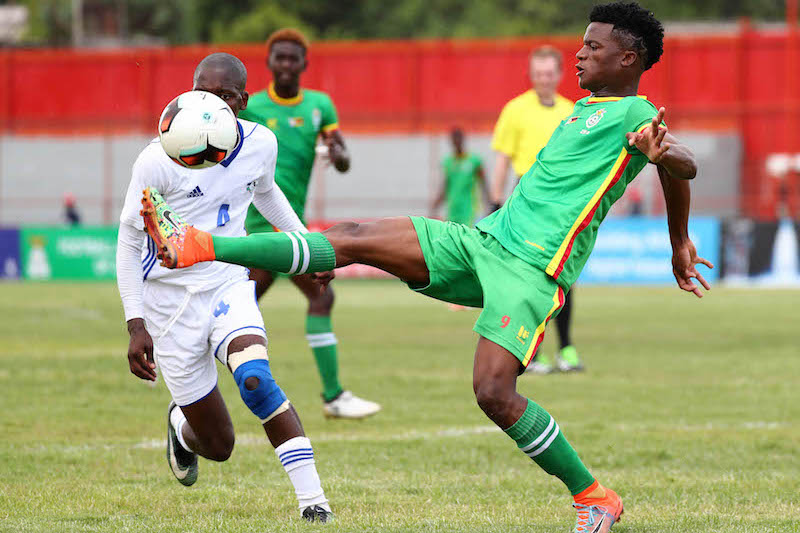 Young Warriors stun hosts Zambia to reach Cosafa final; Zimbabwe to face South Africa