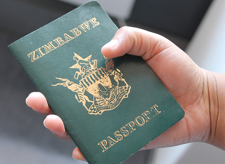 Zim passport backlog balloons to 340k, only 750 printed a day