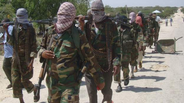 Somali army 'kills 17 militants'