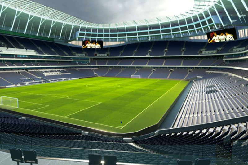 Tottenham's wait for stadium move drags on