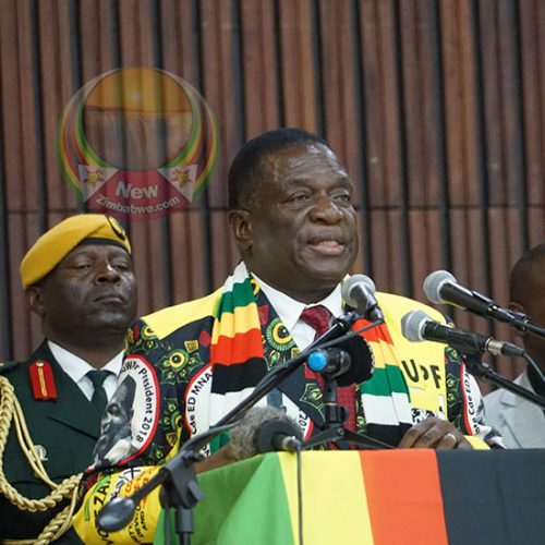 Mnangagwa says August 1 violence report out next week