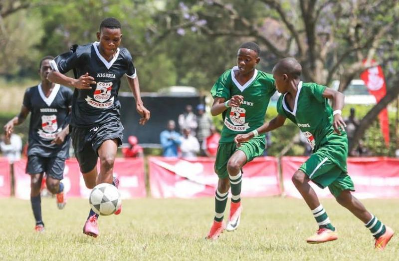 Copa Coca-cola: Zim loses 0-3 to Nigeria