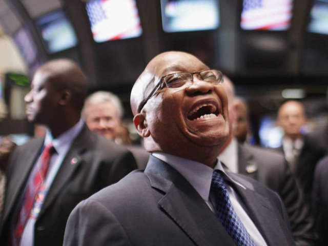 Ex President Zuma 'excited' to join Twitter