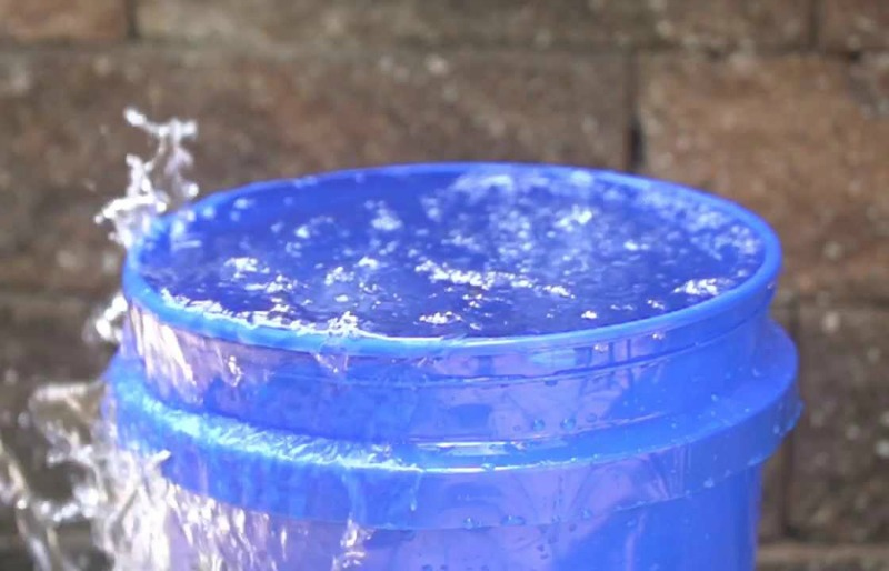 Infant drowns in 20-litre bucket while trying to retrieve a toy