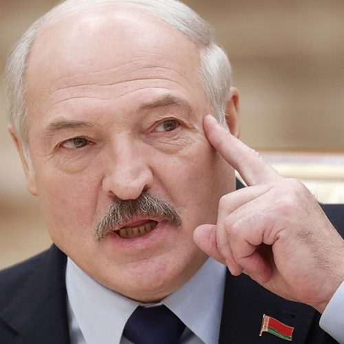 Belarus' leader slams Russian talk of taking over his nation
