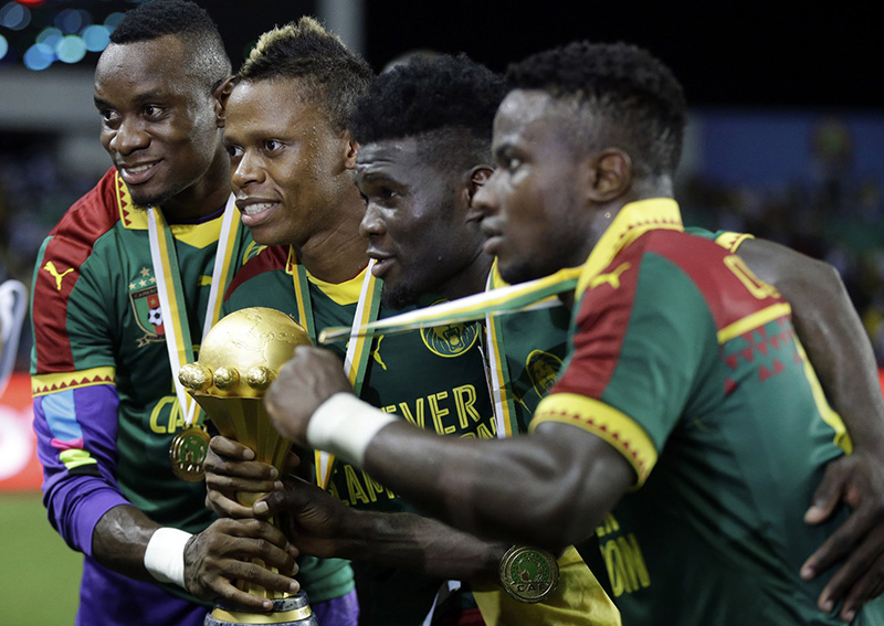 Egypt bids for 2019 African Cup, South Africa considering