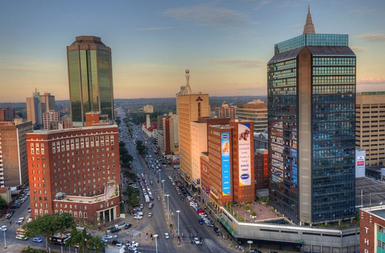 Harare warns against illegal land occupation