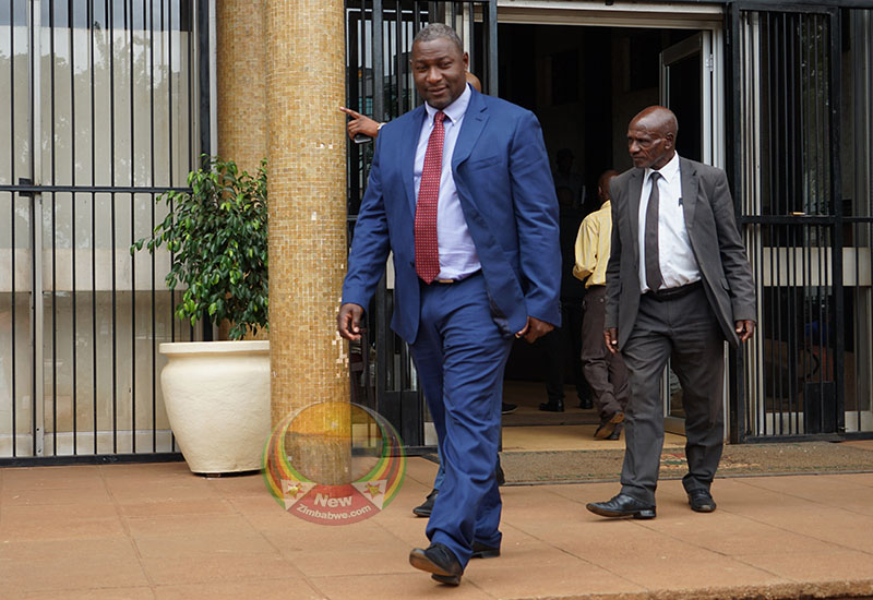 Supa Mandiwanzira trial in false start