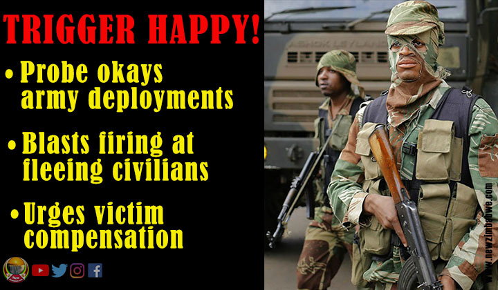 Aug 1 violence inquiry blames civilian killings on army, police