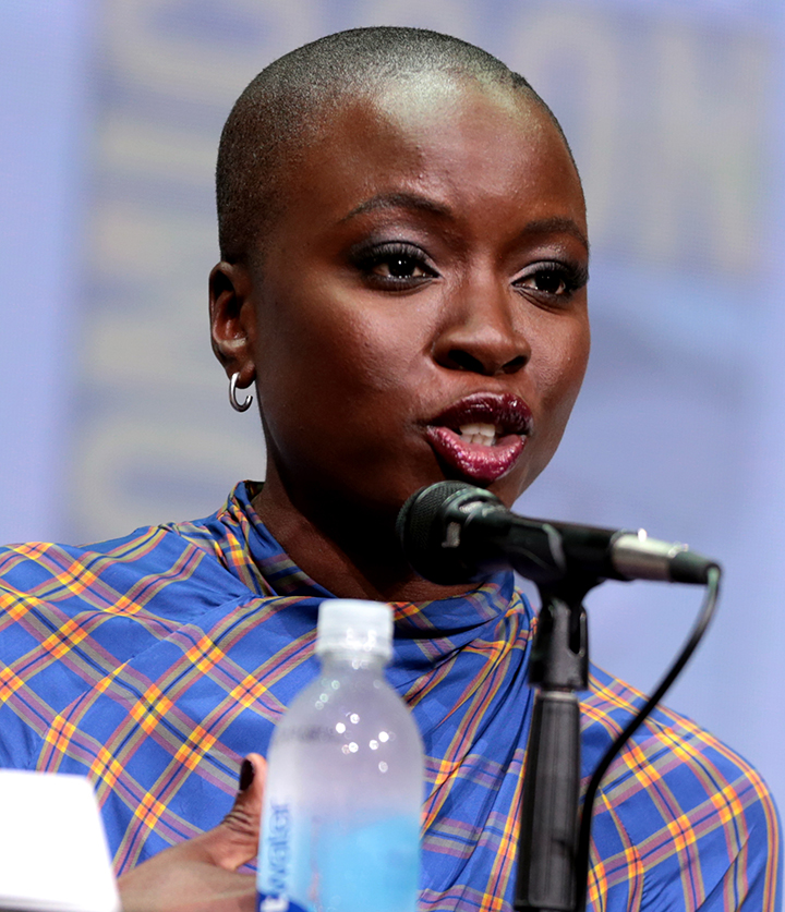 GURIRA: Black Panther star in Zimbabwe to promote anti-poaching campaign