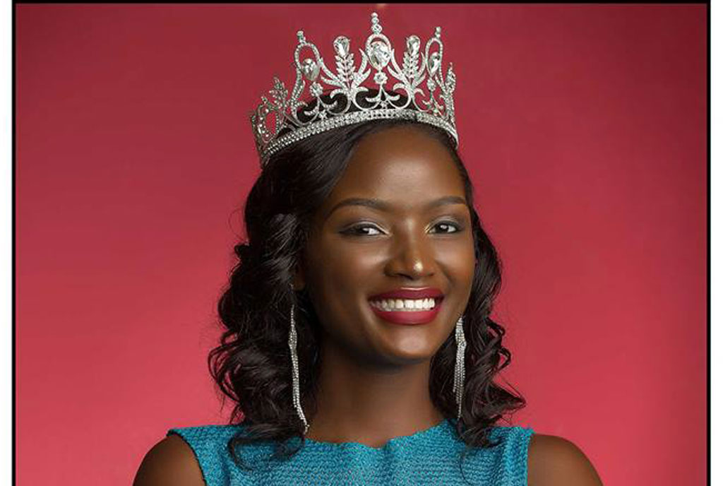Uganda's president says Miss World Africa should flaunt natural hair
