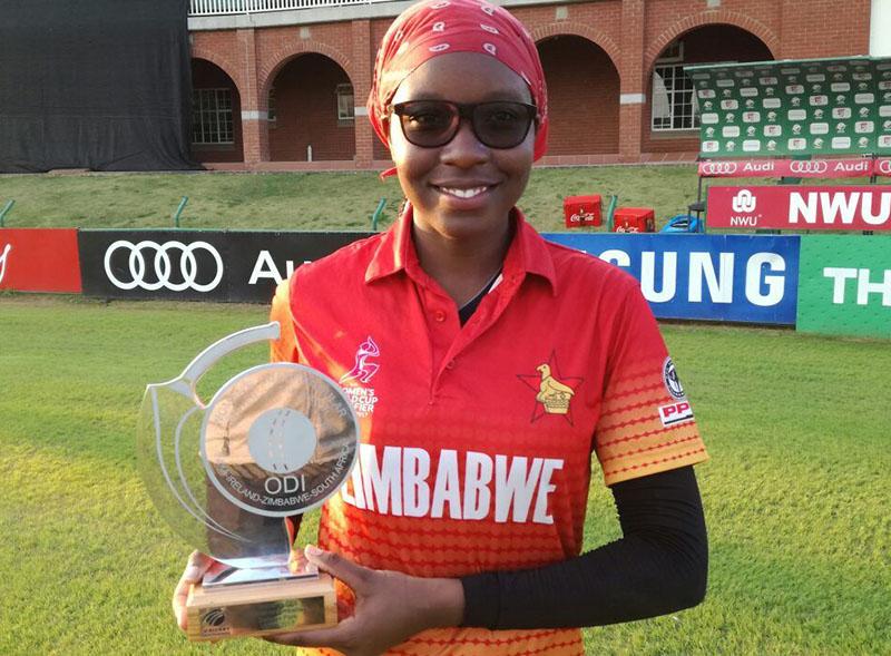 Musonda new Zimbabwe women's cricket team captain