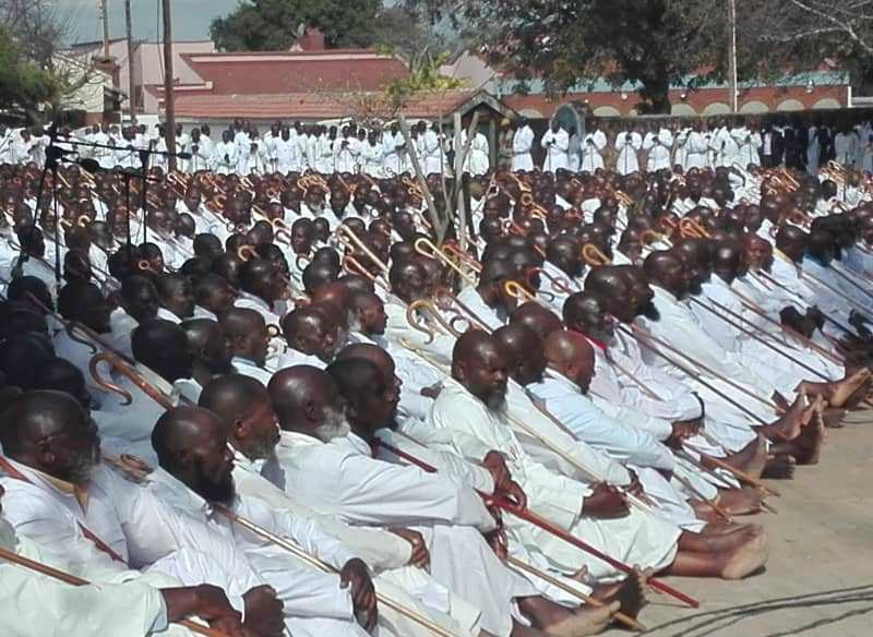 Sect forced to disband annual gathering after cholera claims two congregants