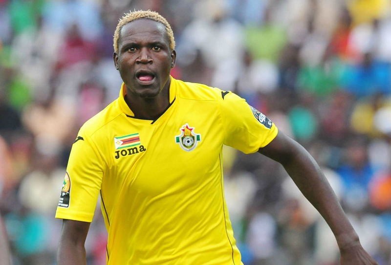 Roderick Mutuma signs for Congolese side FC Lupopo