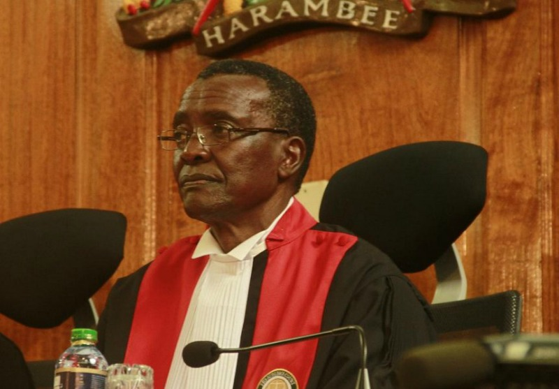 Top judge who reversed President Kenyatta poll victory in car crash