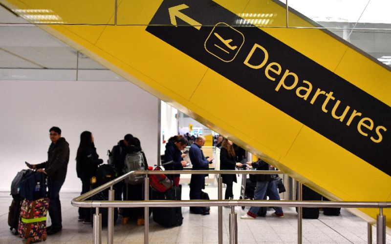 British police scramble for clues in London airport drone chaos
