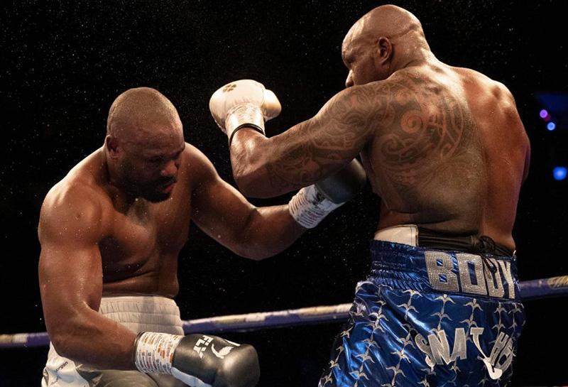 WATCH: Dereck Chisora speaks after brutal knockout defeat