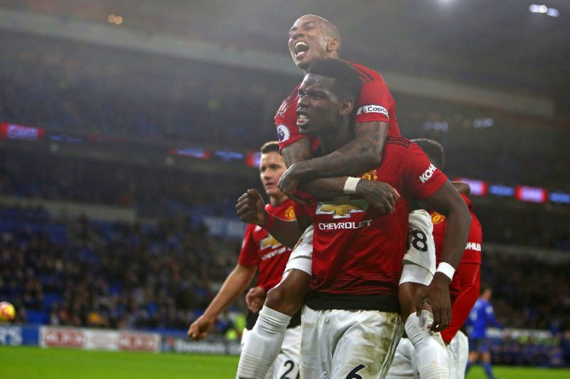 Solskjaer smile boosting Man Utd already – Young