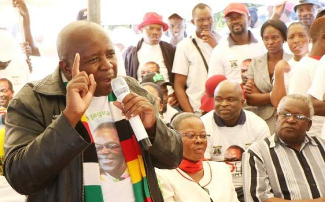 Bring it on: Zanu PF youth league digs in
