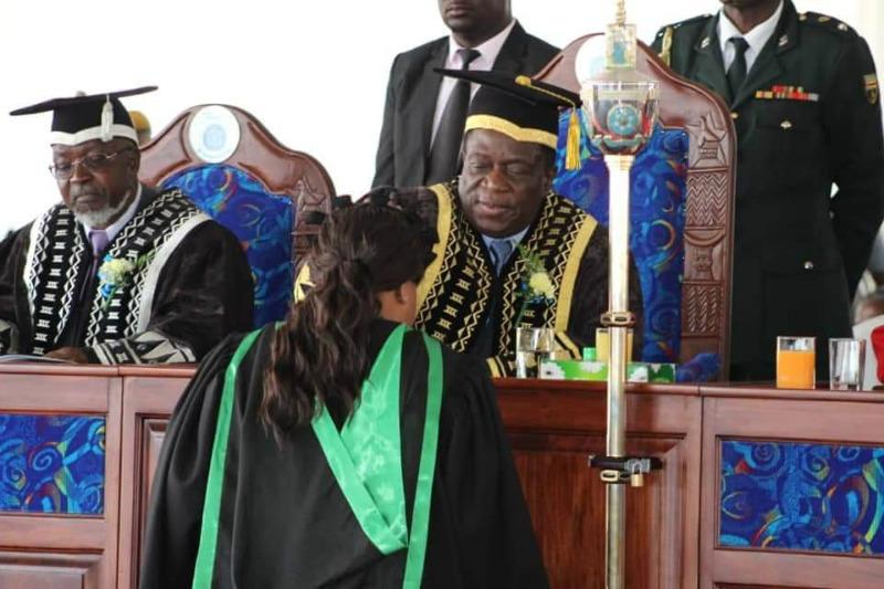 Mnangagwa capping thousands of 'useless' graduates, fumes ARDA boss