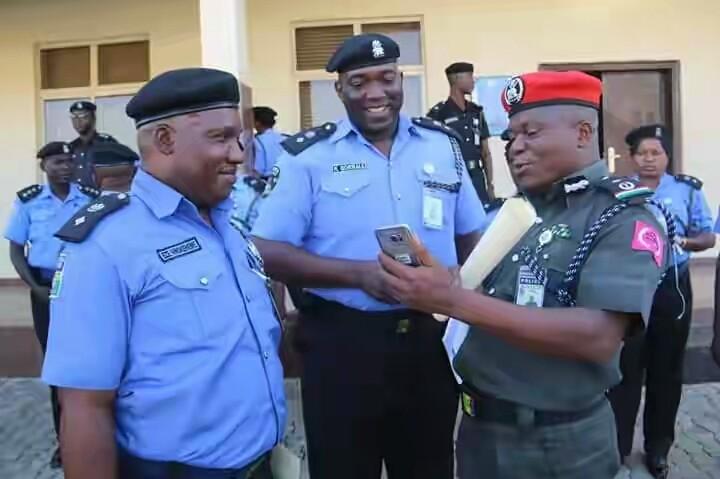 190 Nigerian cops being prepared to fight Boko Haram flee training