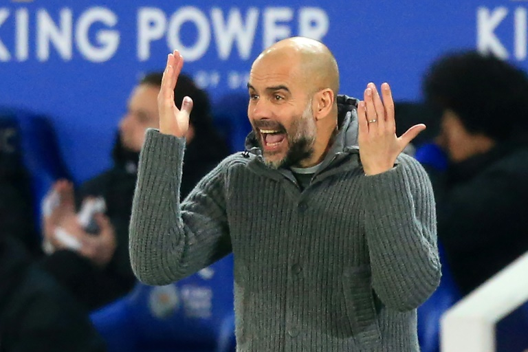 Man City must learn from Schalke scare – Guardiola