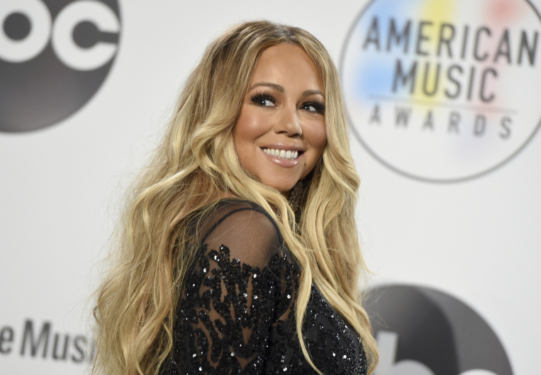 Mariah Carey's Christmas classic sets new record on Spotify