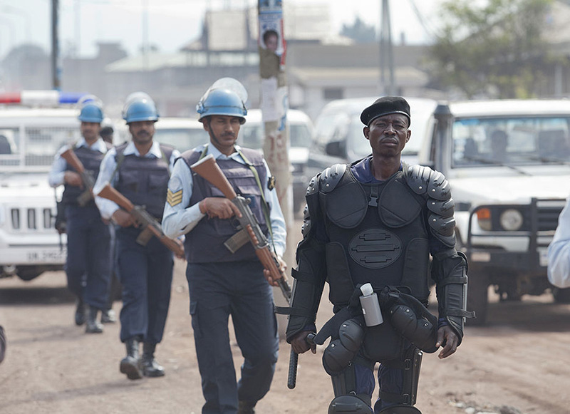 DRC: Police fire bullets, tear gas amid election protest; Dec 30 poll called off in two conflict zones
