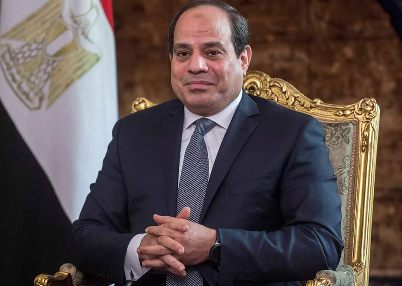 Egypt mulls changing constitution to keep Sisi in power