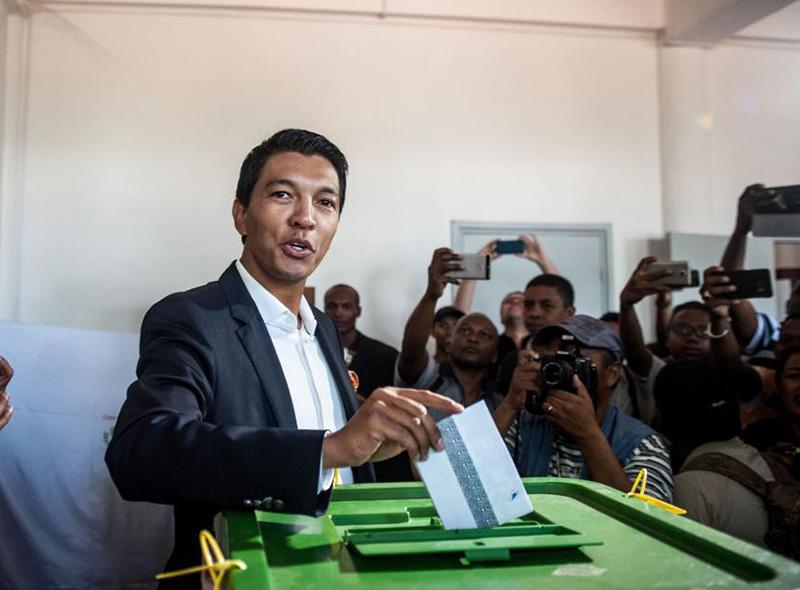 Madagascar's ex-'DJ' returns as new president