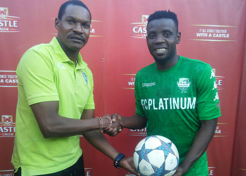 SA: Baroka FC new Zimbabwean striker ready for PSL action