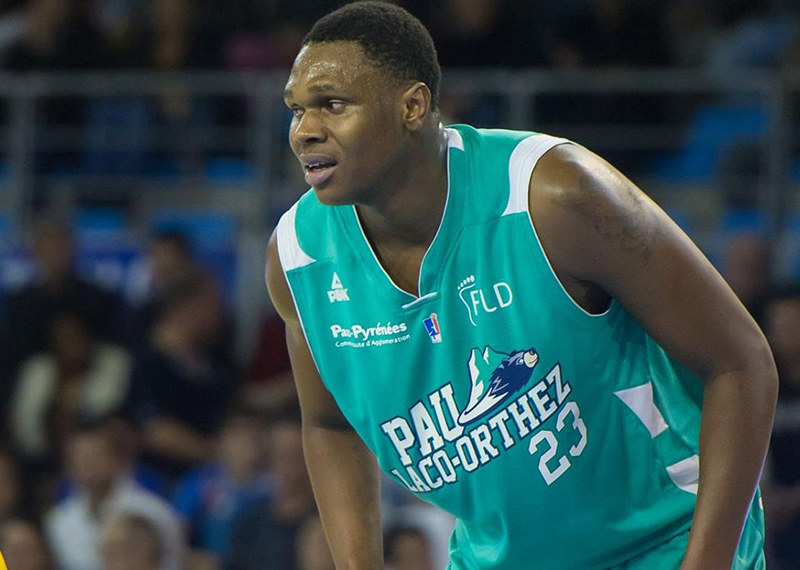 Zim basketball star Chikoko named Player of the Month in France
