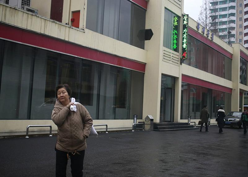 North Korea's 'Singapore shops' expose gap in sanctions push