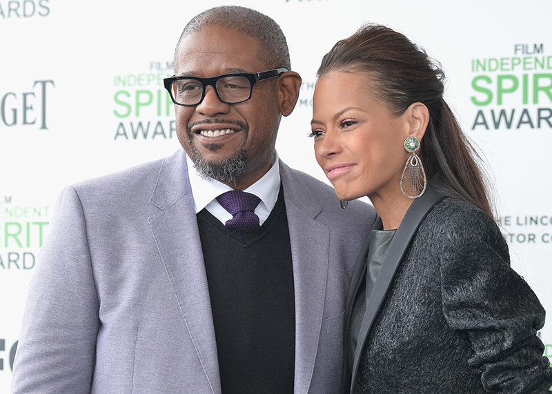 Forest Whitaker files for divorce from Keisha Nash-Whitaker; couple married for 22 years