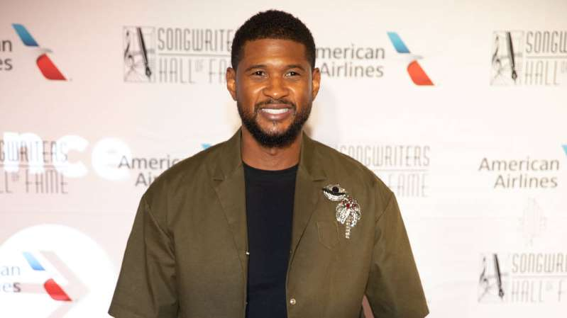 Usher divorces second wife amid gay STI storm