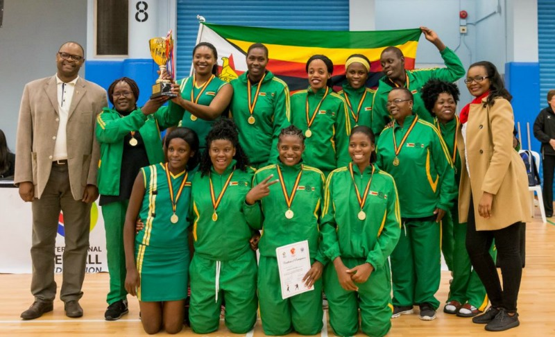 Zimbabwe seeks funding for maiden Netball World Cup appearance