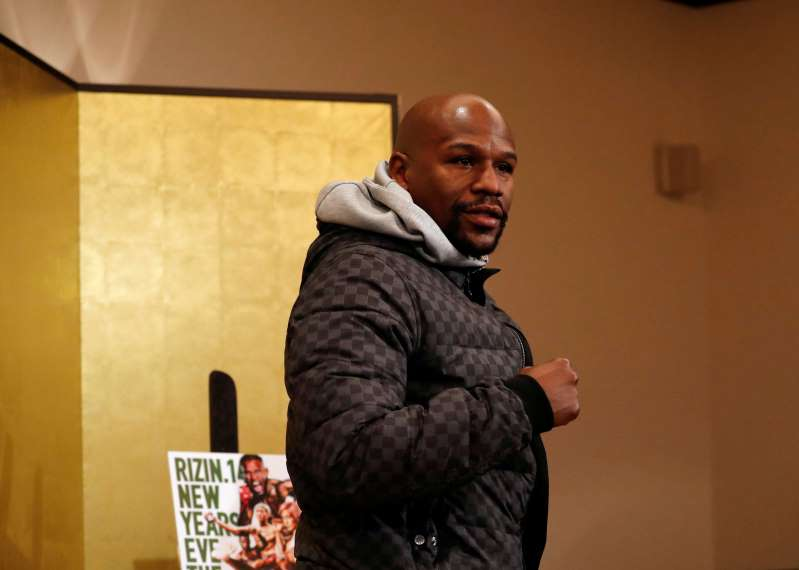 Floyd Mayweather admits he could be KO'd by Tenshin Nasukawa